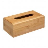 Krabička na papierové vreckovky Five 1047, bambus