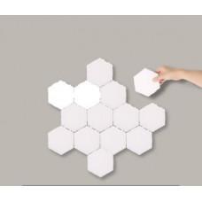 Nástenné LED Puzzle svietidlá zent 2529