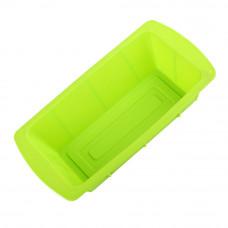 Forma na pečenie zo silikónu EL-SCM1, zelená