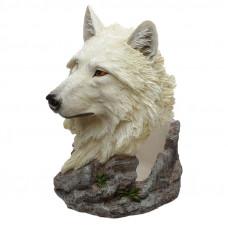 Držiak na fľašu vína Biely vlk WOLF33