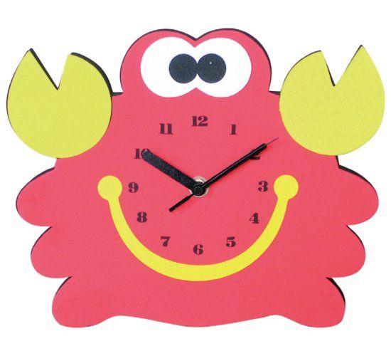 PLC210 Detské nástenné hodiny 25cm
