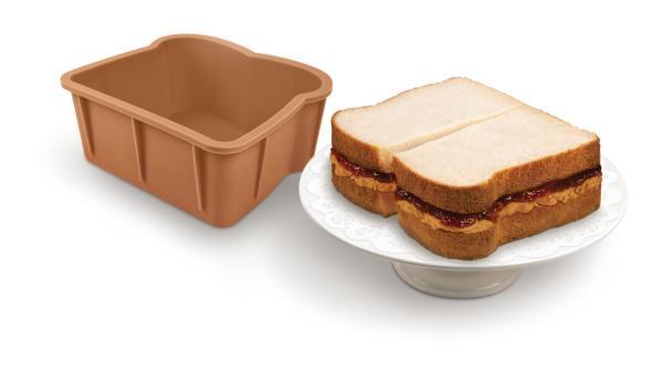 Forma na tortu FRED Cakewich