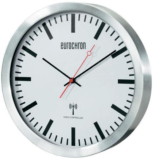 Nástenné DCF hodiny Eurochron EFWU 3602, 30 cm
