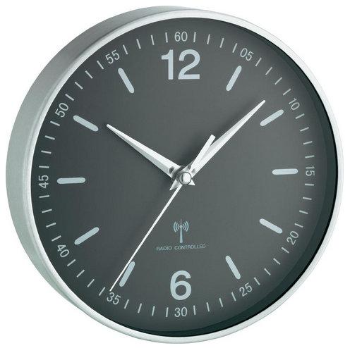 Nástenné DCF hodiny Eurochron, 20cm