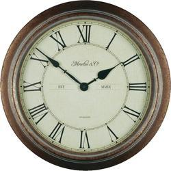 Nástenné exteriérové hodiny Retro, 36 cm