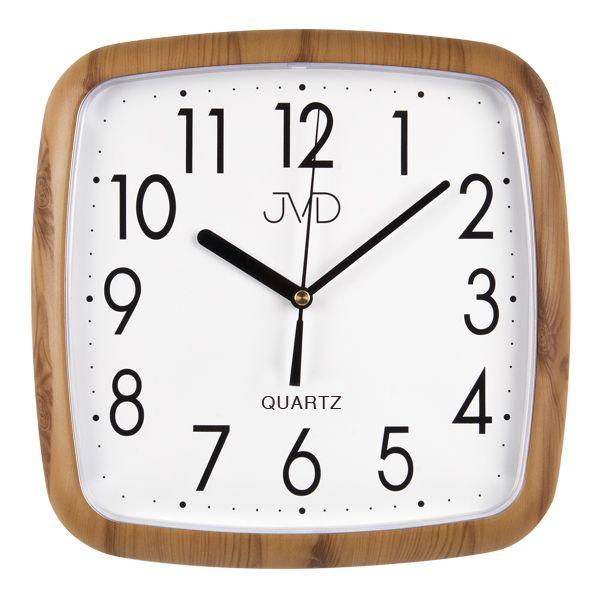 Nástenné hodiny JVD Sweep H615.4 25cm