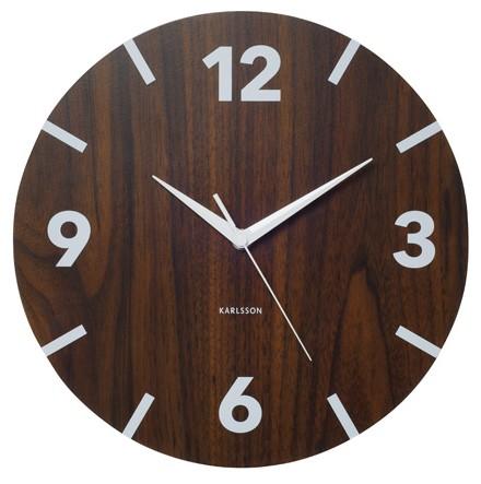 Nástenné hodiny 5450 Karlsson 30cm