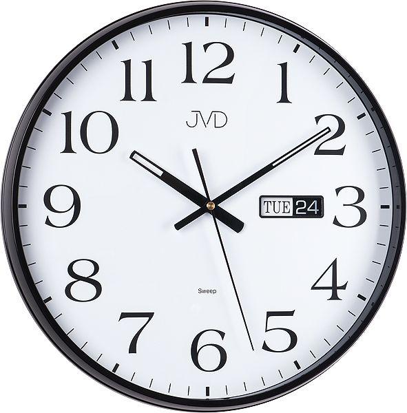 Nástenné hodiny JVD sweep HP671.3 36cm