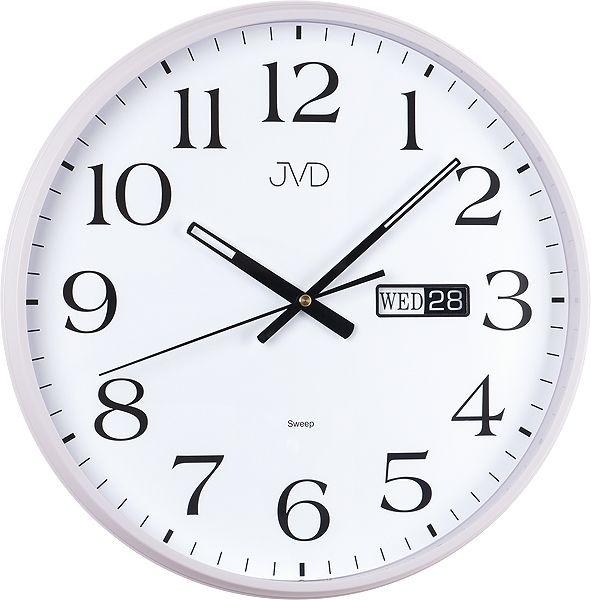 Nástenné hodiny JVD sweep HP671.1 36cm