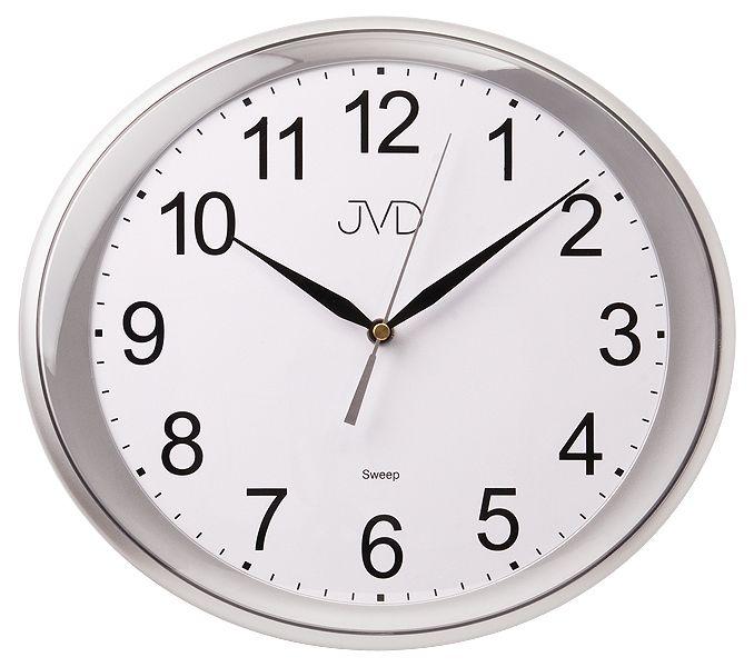 Nástenné hodiny JVD sweep HP664.1 30cm
