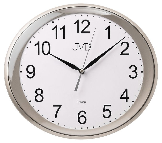 Nástenné hodiny JVD sweep HP664.6 30cm