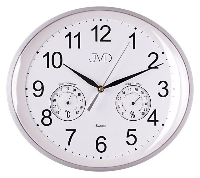 Nástenné hodiny JVD sweep HTP64.1 30cm