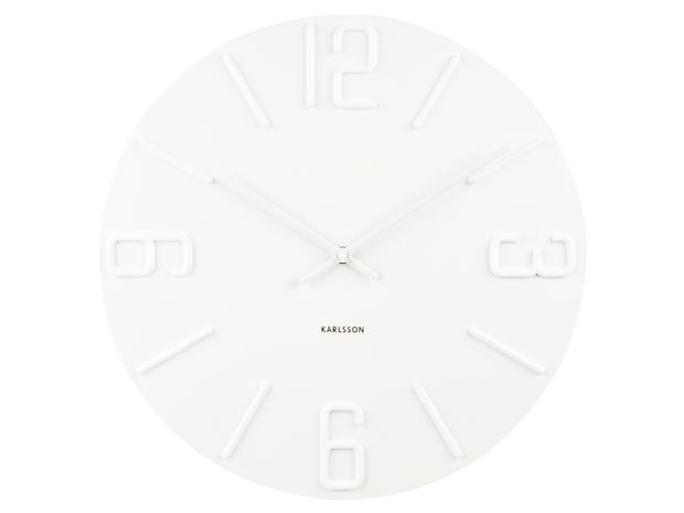 Nástenné hodiny 5438WH Karlsson 60cm