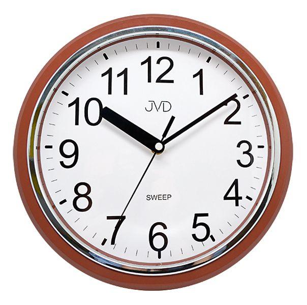 Nástenné hodiny JVD sweep HA42.4, 28cm