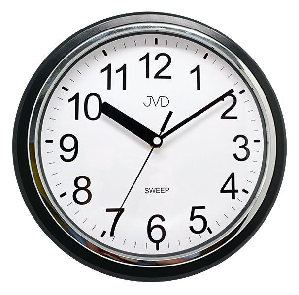 Nástenné hodiny JVD sweep HA42.5, 28cm