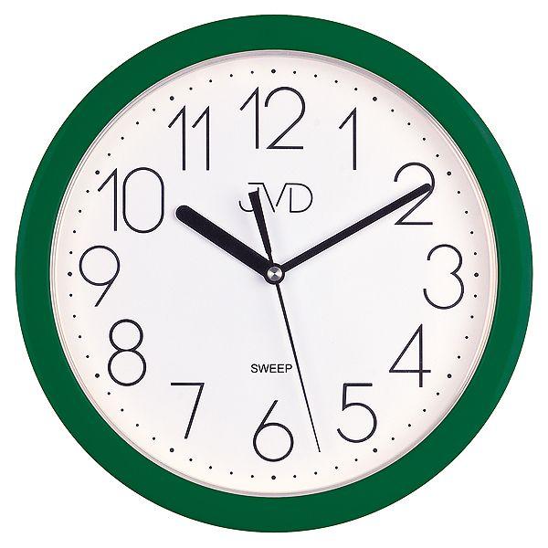Nástenné hodiny JVD sweep HP612.13, 25cm