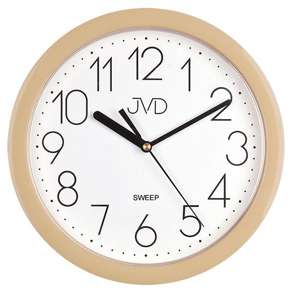 Nástenné hodiny JVD sweep HP612.15, 25cm
