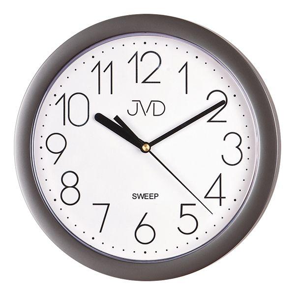 Nástenné hodiny JVD sweep HP612.25, 25cm