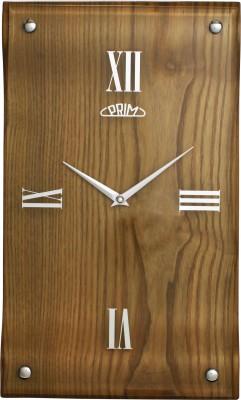 Nástenné hodiny PRIM, 3058.53 - svetlé drevo, 40cm
