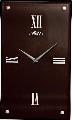 Nástenné hodiny PRIM, 3058.54 - tmavé drevo, 40cm