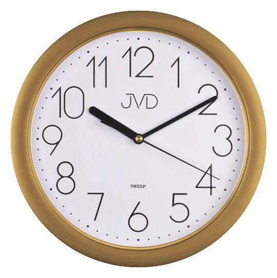 Nástenné hodiny JVD sweep HP612.26, 25cm