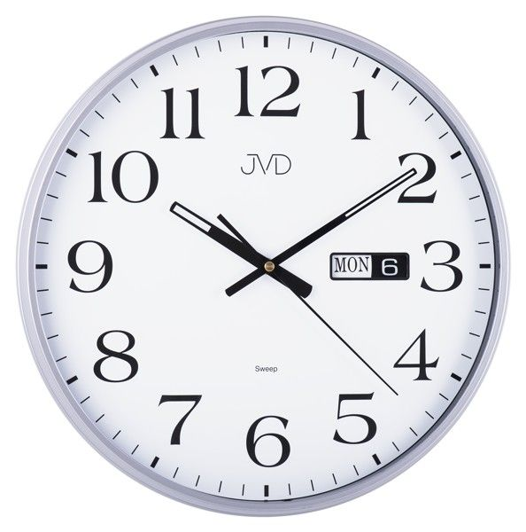 Nástenné hodiny JVD sweep HP671.4 36cm