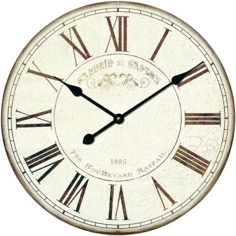 Nástenné retro hodiny Techno Line, Gaston 50 cm