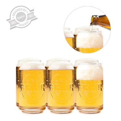 Poháre na pivo BALVI Prost! 6ks