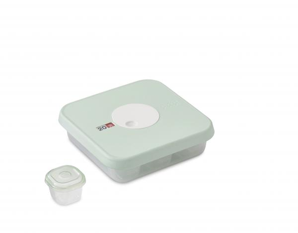 Súprava škatuliek na detské porcie JOSEPH JOSEPH Dial ™ Baby 10,
