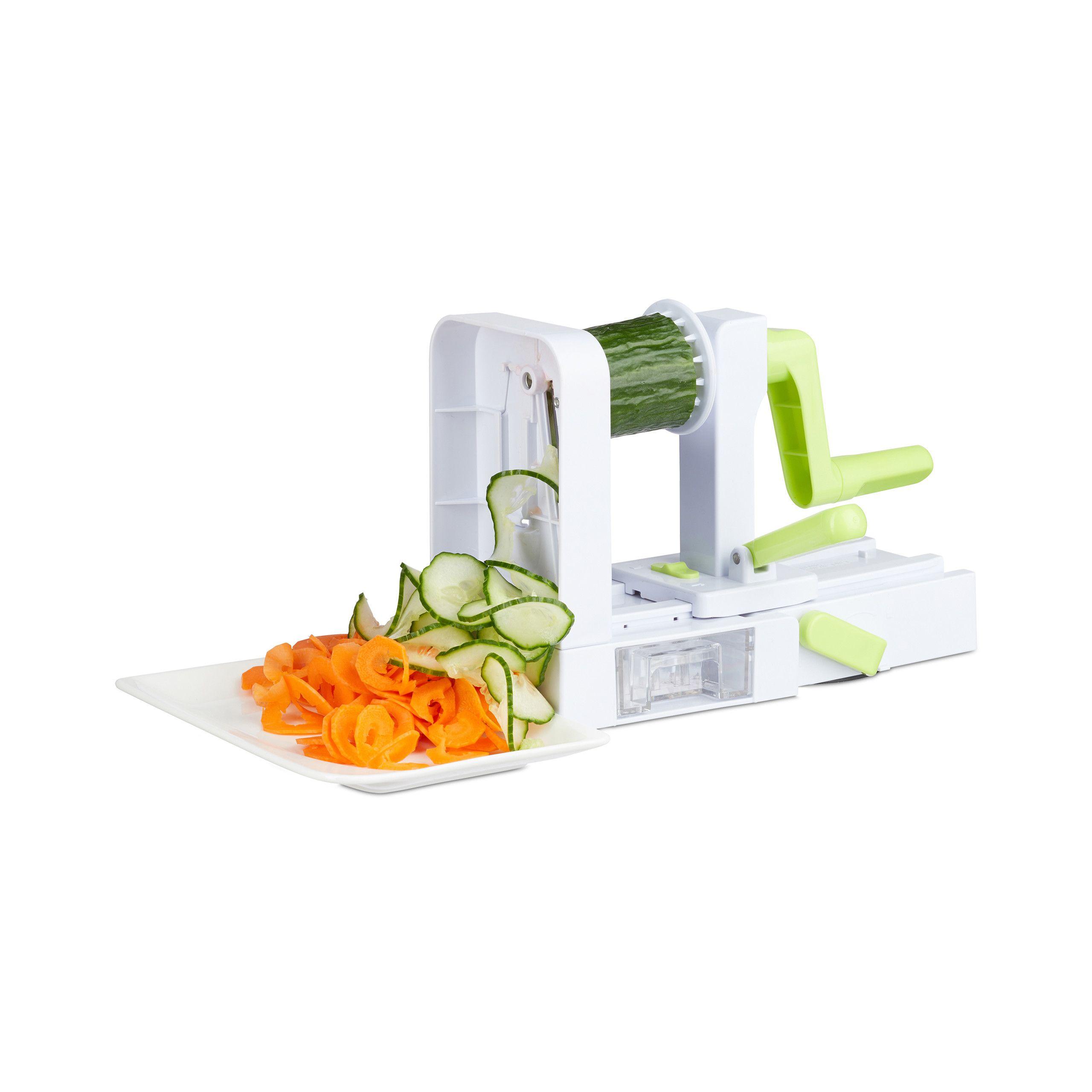 Skladacie strúhadlo/ špiralizér na zeleninu RD4690