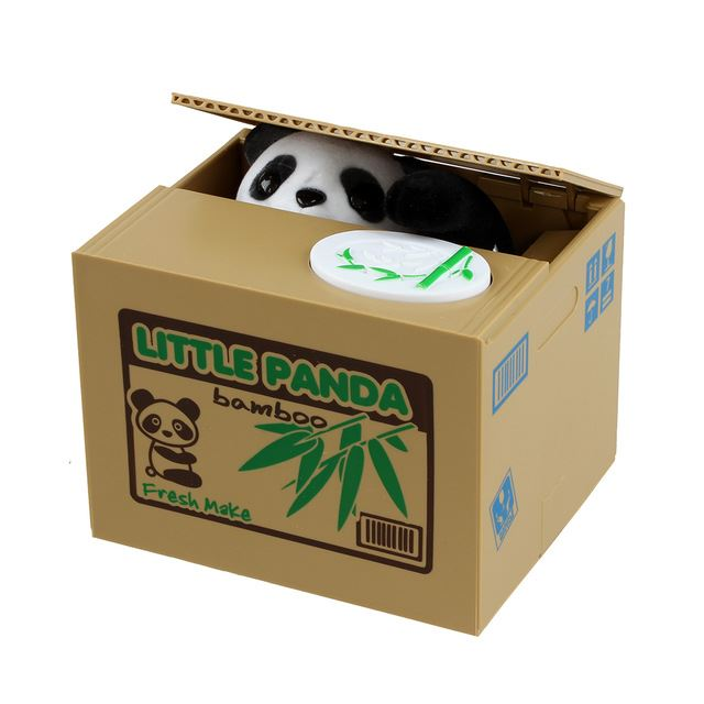 Detská pokladnička - Panda