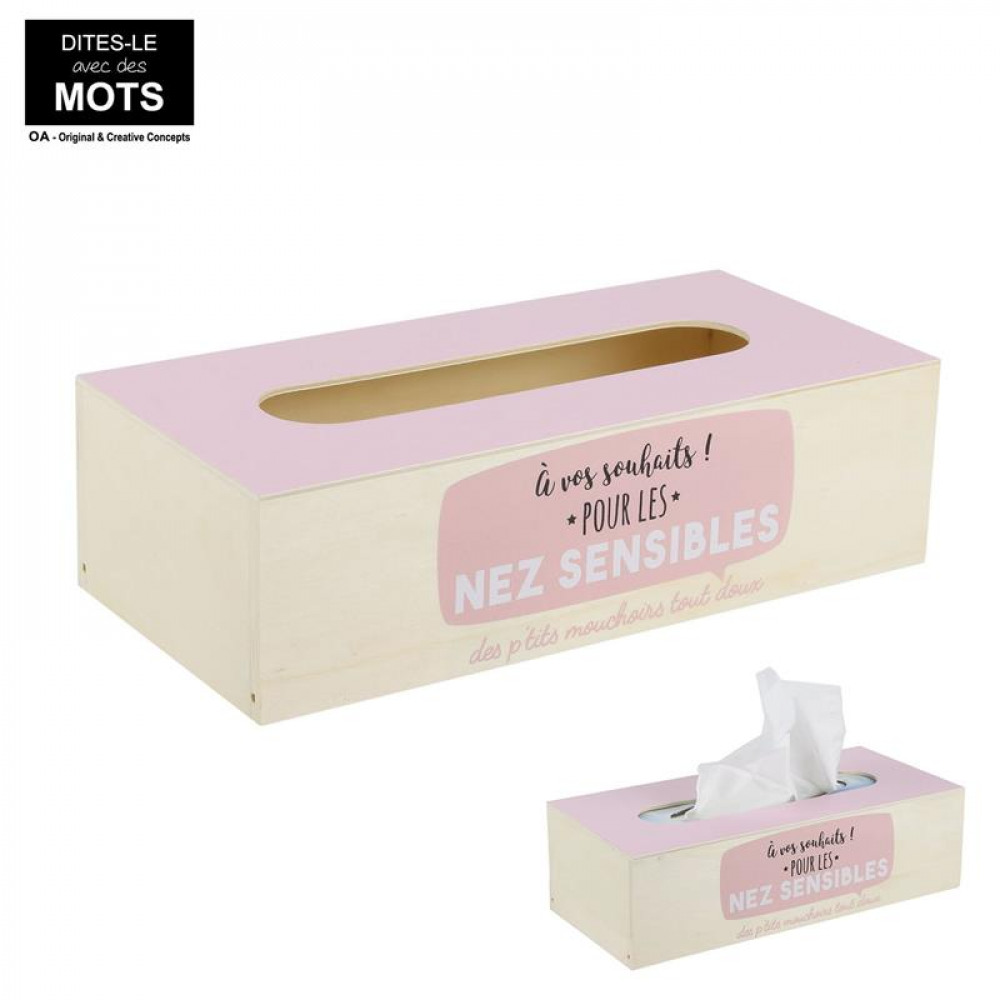 Krabička na papierové vreckovky, Tissue Box CMP1217