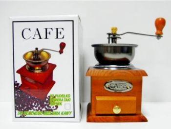Ručný mlynček na kávu, EuB