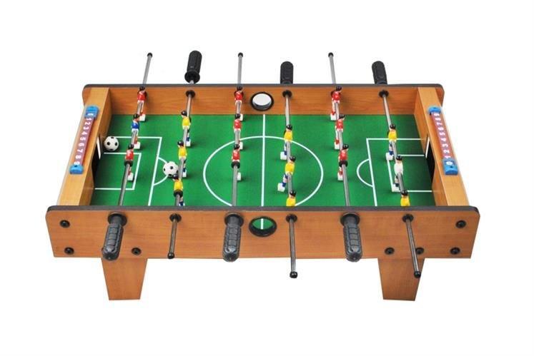 Stolný futbal s nohami 69x37x23cm, isot1564