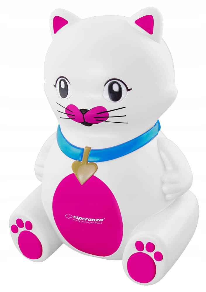 Inhalátor Espa Kitty 003, biely