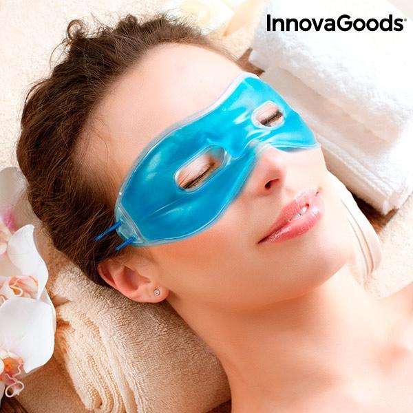 Relaxačná gélová maska na oči InnovaGoods