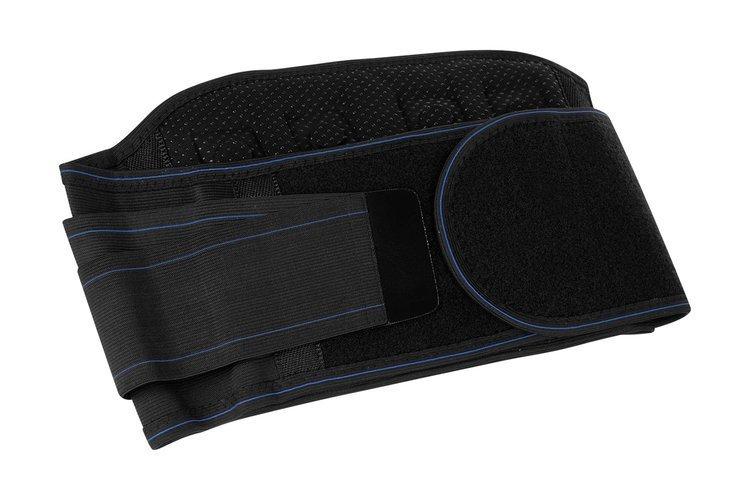Bedrový magnetický pas na chrbát XXL iso 5740, 95-110 cm