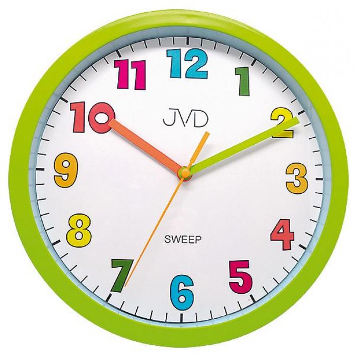 Nástenné hodiny JVD sweep HA46.4, 25cm