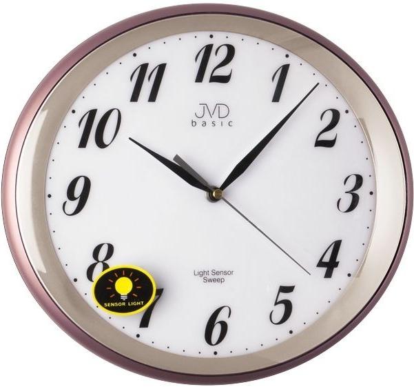 Nástenné hodiny JVD sweep HP664.10 30cm
