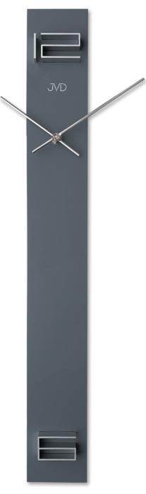 Dizajnové nástenné hodiny JVD HC25.1, 76cm