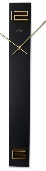 Dizajnové nástenné hodiny JVD HC25.3, 76cm