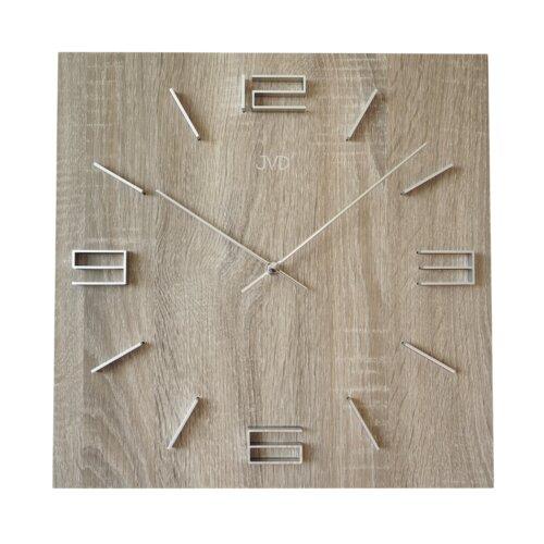 Nástenné drevené hodiny JVD HC36.1
