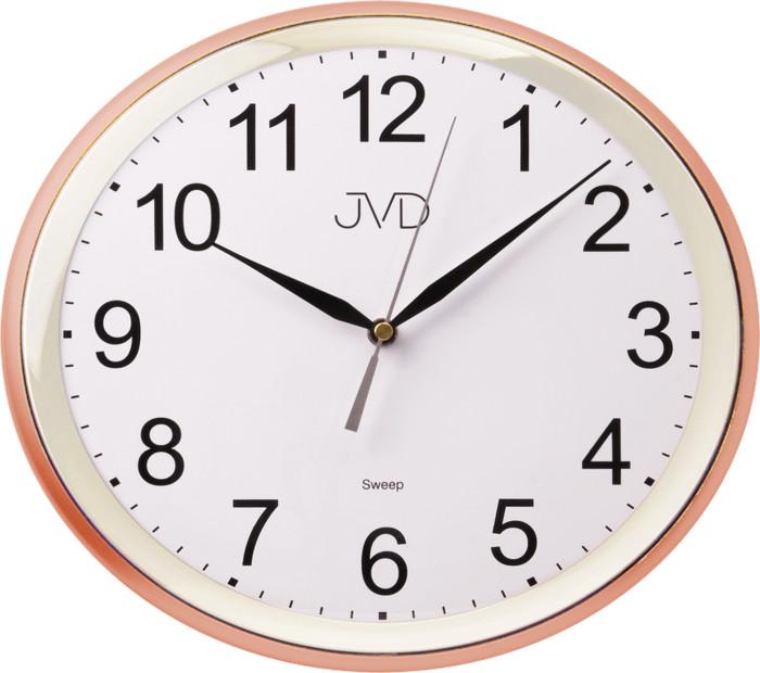 Nástenné hodiny JVD sweep HP664.8 30cm
