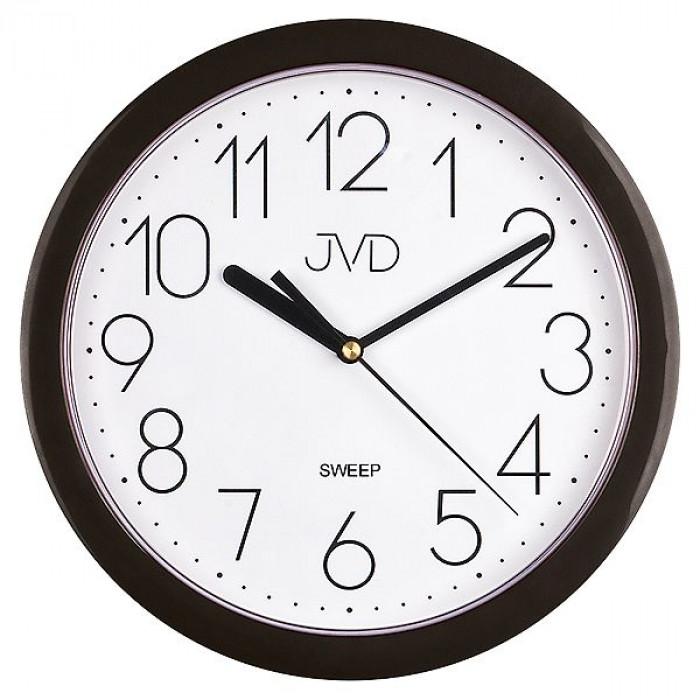 Nástenné hodiny JVD sweep HP612.3, 25cm