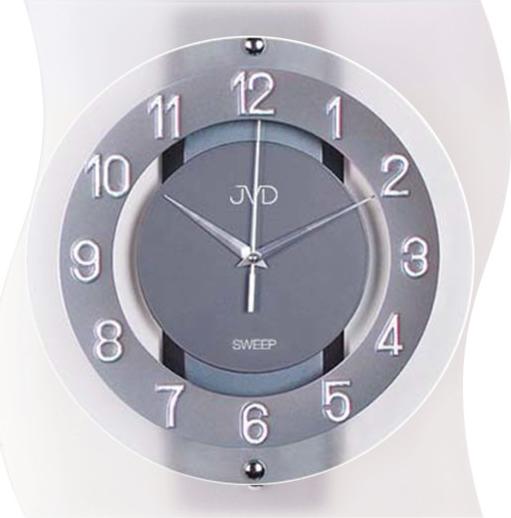 Nástenné hodiny JVD sweep NS2533.2, 32cm