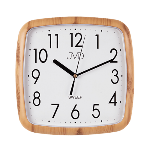 Nástenné hodiny JVD sweep H615.3 25cm