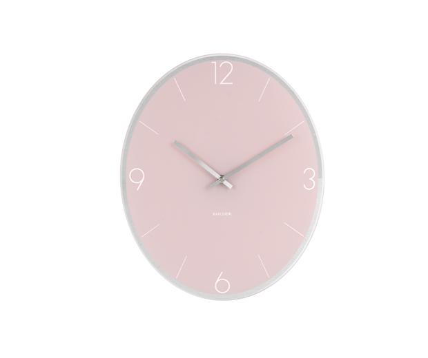 Dizajnové nástenné hodiny 5650PI Karlsson 39cm