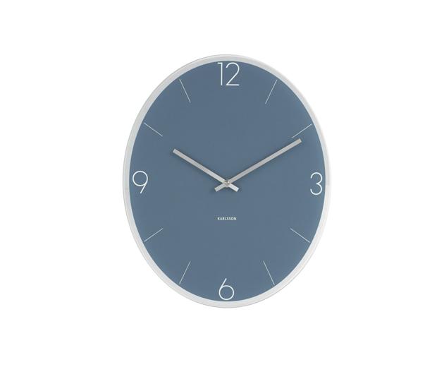 Dizajnové nástenné hodiny 5650BL Karlsson 39cm