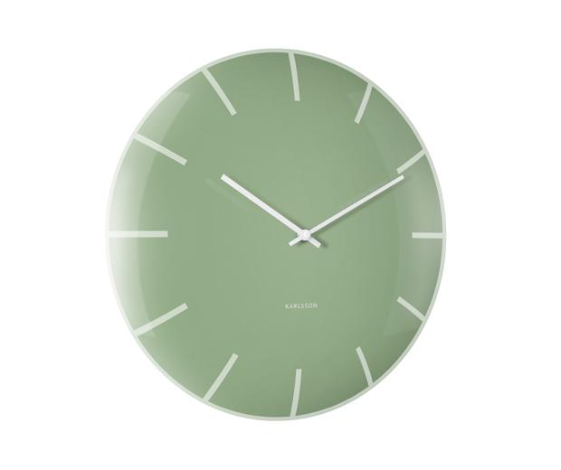 Dizajnové nástenné hodiny 5722GR Karlsson 40cm