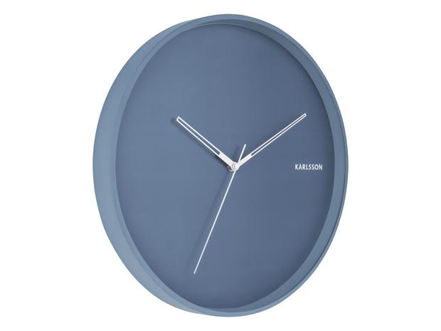 Nástenné hodiny 5807BL Karlsson 40cm